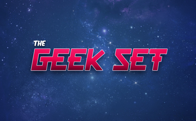 Our New Geek Podcast and Blog